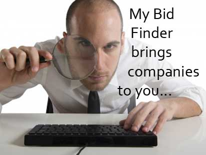 My Bid Finder Godley TX Estimates